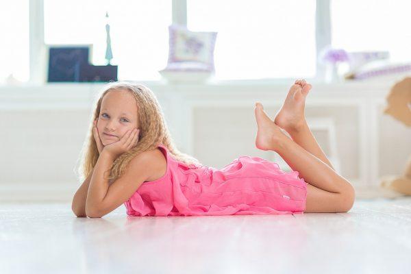 Vijf voordelen zitzak kind