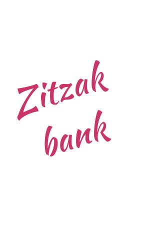 Zitzak bank