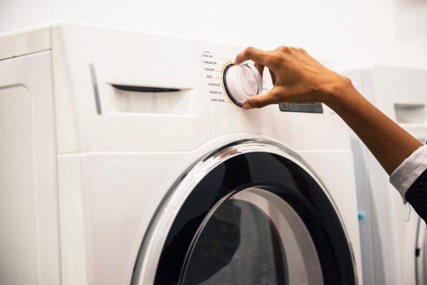 wassen reinigen zitzak