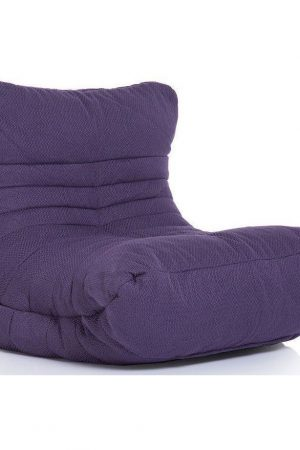 Ambient Lounge Acoustic Sofa - Aubergine Dream