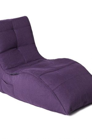Ambient Lounge Avatar Sofa - Aubergine Dream