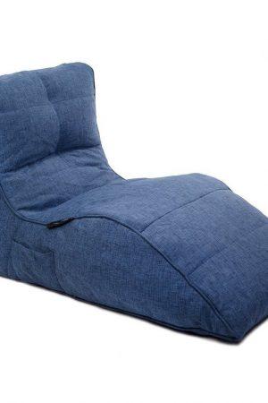 Ambient Lounge Avatar Sofa - Blue Jazz