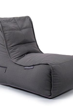 Ambient Lounge Outdoor Evolution Sofa - Black Rock