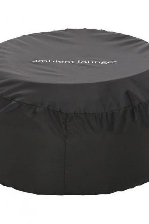 Ambient Lounge Versa Table Fitted Cover - Zwart