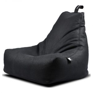 Extreme Lounging B-Bag Mighty-B Zitzak Indoor Ztzak- Charcoal