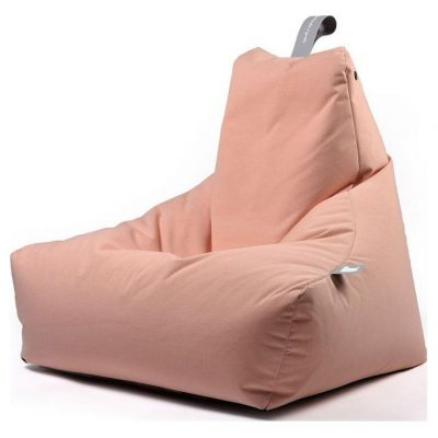 Extreme Lounging B-Bag Mighty-B Zitzak - Pastel Oranje