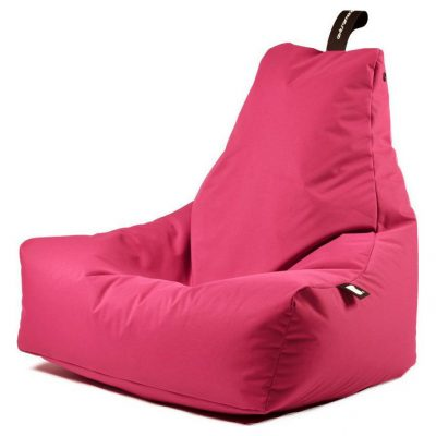 Extreme Lounging B-Bag Mighty-B Zitzak - Roze