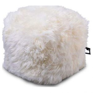 Extreme Lounging B-Box Indoor Sheepskin - Wit