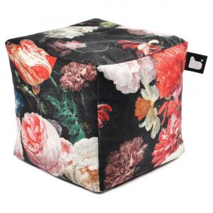 Extreme Lounging B-Box Poef - Fashion Floral