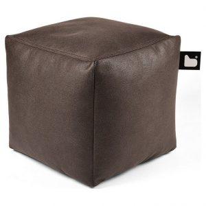 Extreme Lounging B-Box Poef Indoor - Slate