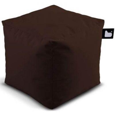 Extreme Lounging Poef B-box Basic Bruin