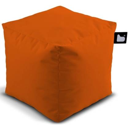 Extreme Lounging Poef B-box Basic Oranje