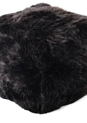 Extreme Lounging Poef B-box Sheepskin Bruin