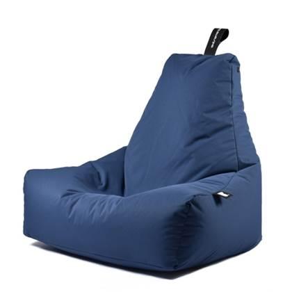 Extreme Lounging Zitzak B-bag Basic Donker Blauw