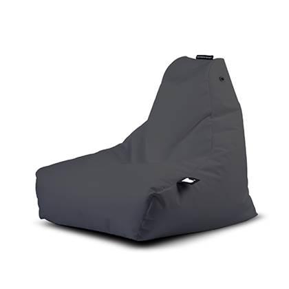 Extreme Lounging Zitzak B-bag Mini Outdoor Grey