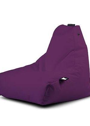 Extreme Lounging Zitzak B-bag Mini Outdoor Purple