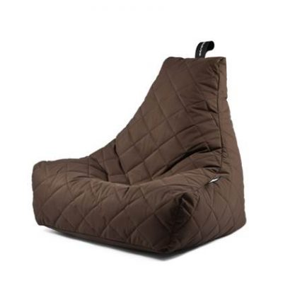 Extreme Lounging Zitzak B-bag Quilted Bruin