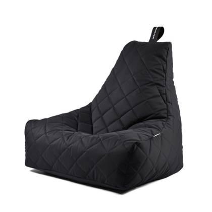 Extreme Lounging Zitzak B-bag Quilted Zwart