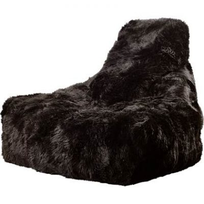 Extreme Lounging Zitzak B-bag Sheepskin Bruin