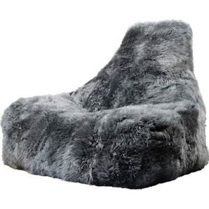 Extreme Lounging Zitzak B-bag Sheepskin Grijs