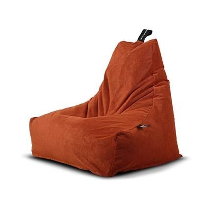 Extreme Lounging Zitzak B-bag Skin Orange