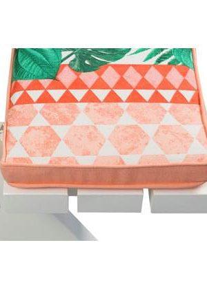 MaximaVida picknicktafel en biertafel kussen Nina 55 cm - 55 x 27