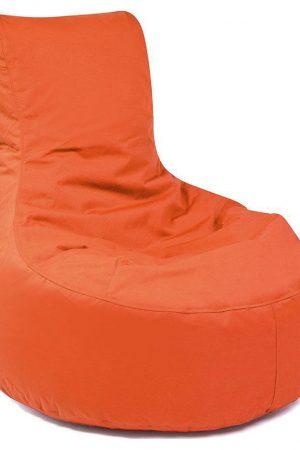 Outbag  Kinder Zitzak Stoel Slope XS Plus - Oranje