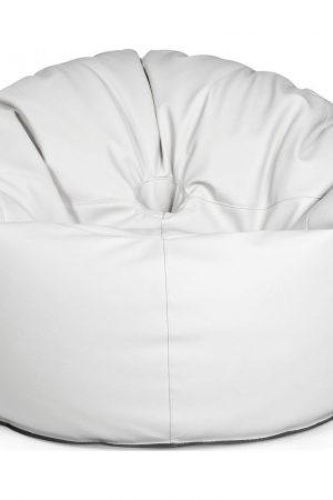 Outbag zitzak Donut Skin - wit