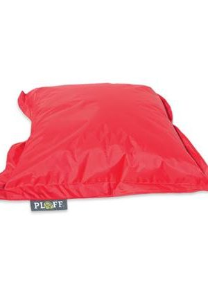 Ploff Racoon 70 x 70cm Zitzak Red