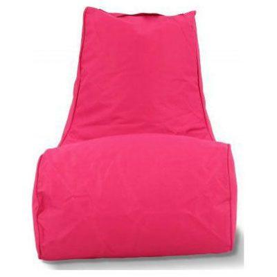 Puffi Kinder Zitzak Stoel Lounge Chair Kids- Roze