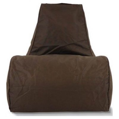 Puffi Lounge Chair Adult - Zwart