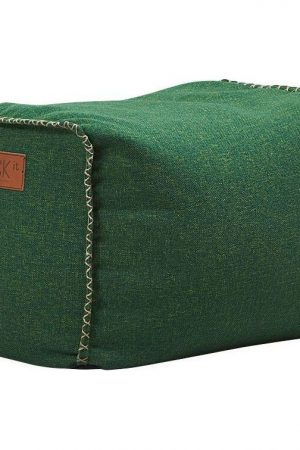 Sackit RETROit Poef Cobana Square Drum - Groen