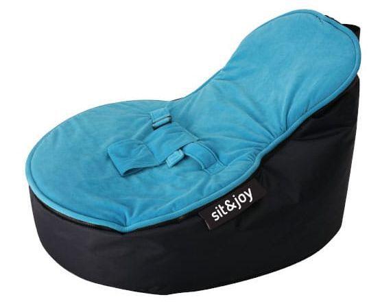 Sit&Joy baby zitzak Dinga - Aqua