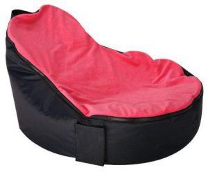 Sit&Joy baby zitzak Dinga - Roze