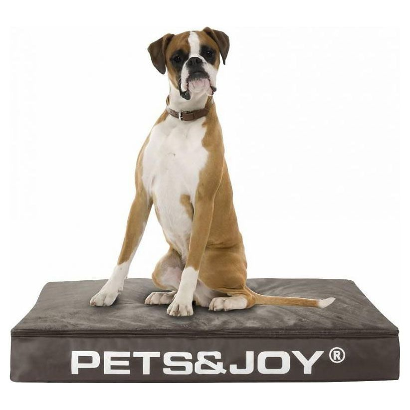 Fatboy Zitzak Honden.Sit Joy Dog Bed Large Taupe