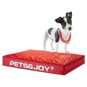 Sit&joy Dog Bed Medium - Rood