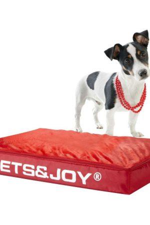 Sit&joy Dog Bed Medium - Rood