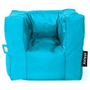 sit&joy®  Kinder Zitzak Stoel Poco - Aqua