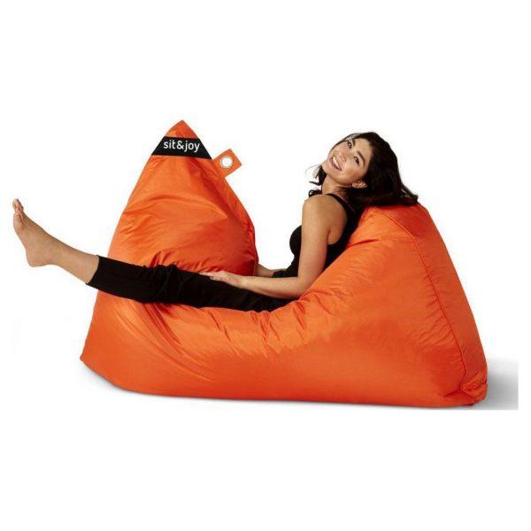 Sit&joy Largo zitzak - Oranje