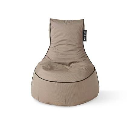 sit&joy® Aruba Chocolade Zitzak