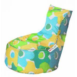sit&joy® Chair Balina Cool Lime Zitzak