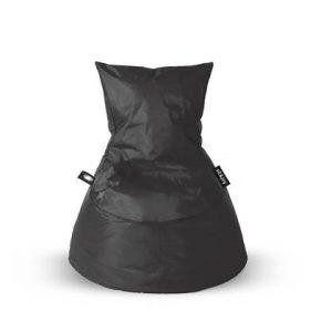 sit&joy® Dolce Zwart Zitzak
