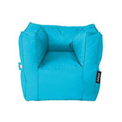 sit&joy® Grandio Aquablauw Zitzak