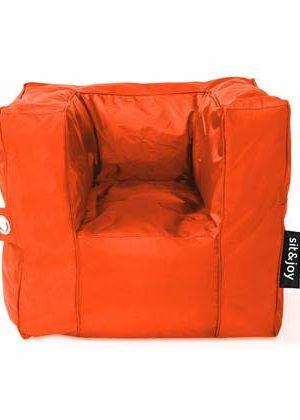 sit&joy® Poco Oranje Zitzak