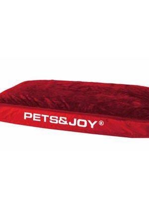 sit&joy® zitzak Dog Bed Large Rood