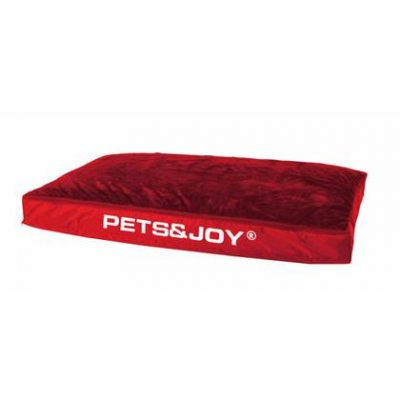 sit&joy® zitzak Dog Bed Large Rood