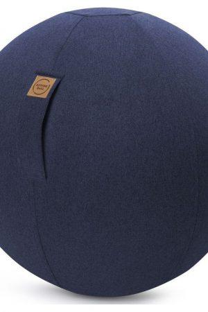 Sitting Ball Zitbal Vilt 65 cm - Donkerblauw
