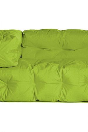Sitting Bull Couch Armleuning Links - Groen