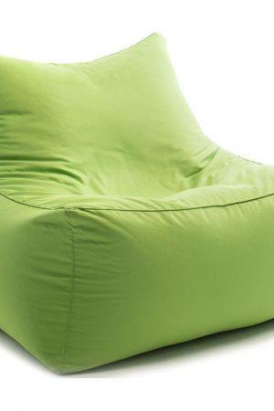 Sitting Bull Cubic Love Seat - Groen