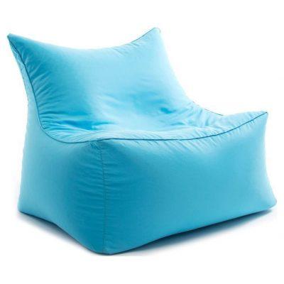Sitting Bull Cubic Love Seat - IJsblauw